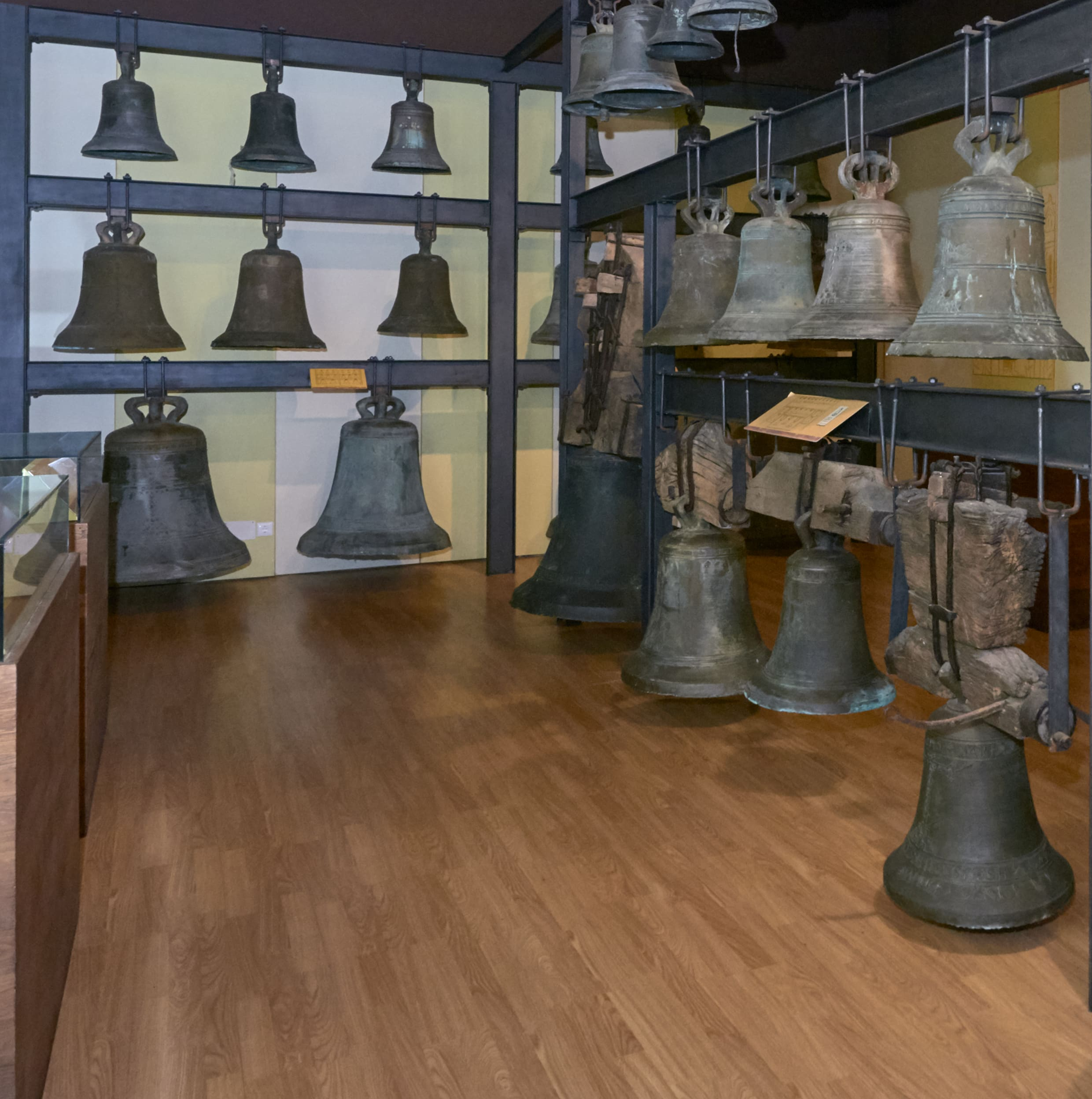The Museum of the Bell in Meruelo
